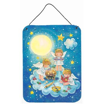 Angels Baking Wall or Door Hanging Prints APH1699DS1216