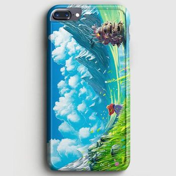 Moving Castle iPhone 8 Plus Case | casescraft
