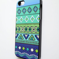 Tribal Aztec Geometric Phone Cases iphone 4 iphone 5 galaxy s 4 Ships from USA