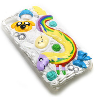 Adventure Time 3D iPhone Case (Decoden)