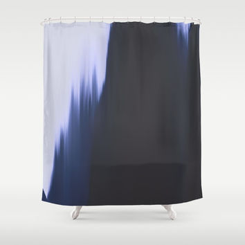 I'll be here Shower Curtain by duckyb