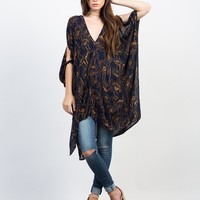 Fully Blossomed Tunic Top