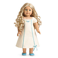 American Girl® Dolls: Caroline's Nightgown for Dolls