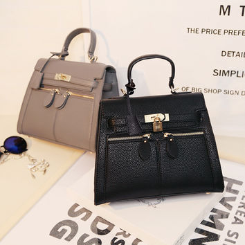 Winter Stylish Bags One Shoulder Tote Bag [6582924103]