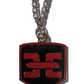 Deadman Wonderland Emblem Necklace