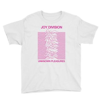Joy Division Unknown Pleasures Youth Tee