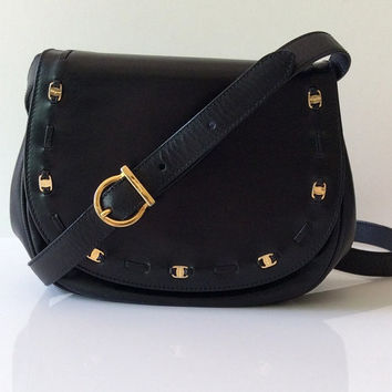 Salvatore Ferragamo Leather Cross body Bag
