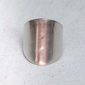 Solid Sterling Band Ring