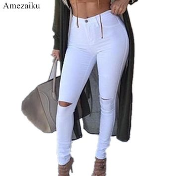 sexy jeans woman woman pants high waist pantalon push up femme new fashion