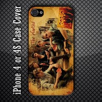 The Wanted Boys Band Custom iPhone 4 or iPhone 4S Case