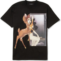 PRODUCT - Givenchy - Printed Cotton-Jersey T-shirt - 399230 | MR PORTER