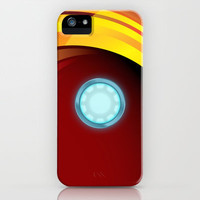 Iron Man Mark 7 Suit Style iPhone & iPod Case by casehunter