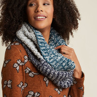 West Coast Customary Circle Scarf in Cool