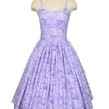 Chelsea Dress in Lilac