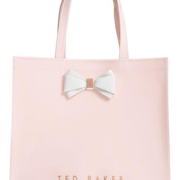 Ted Baker London | Alacon Large Icon Bow Tote | Nordstrom Rack