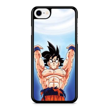 Dragon Ball Z Goku iPhone 8 Case