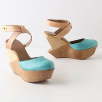 Pulled Tide Wedges - Anthropologie.com