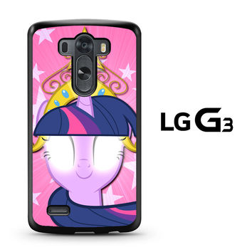 Cartoon My Little Pony Pink LG G3 Case