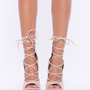 Allie Pull Some Strings Heel