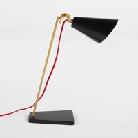 RIO IRON DESK LAMP