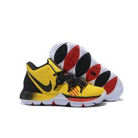 """Nike Kyrie 5 """"Bruce Lee"""" Mamba Mentality Tour Yellow/Black Men Shoes - Best Deal Online"""