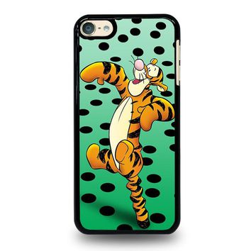 TIGGER Winnie The Pooh iPod Touch 6 Case Cover