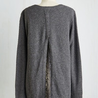 Outstanding Originality Sweater | Mod Retro Vintage Sweaters | ModCloth.com