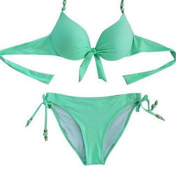 MINT GREEN SWIMWEAR