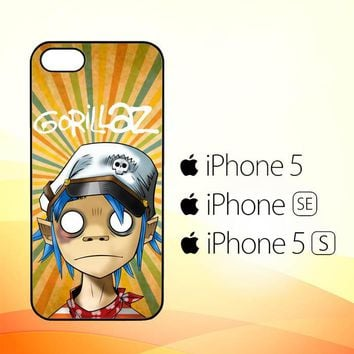 Gorillaz Z3408  iPhone 5|5S|SE Case