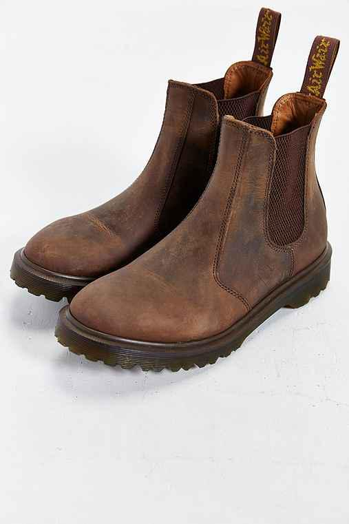dr martens 2976 milled chelsea boot from urban outfitters. Black Bedroom Furniture Sets. Home Design Ideas