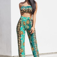 Anette Two Piece Set