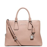 Camille Large Leather Satchel | Michael Kors