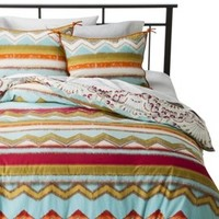 Boho Boutique™ Zazza Reversible Duvet Cover Set