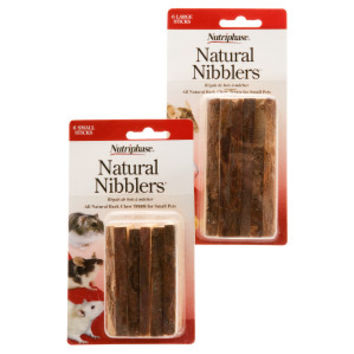 All Living Things® Natural Nibblers Small Animal Chew Treat | Treats | PetSmart