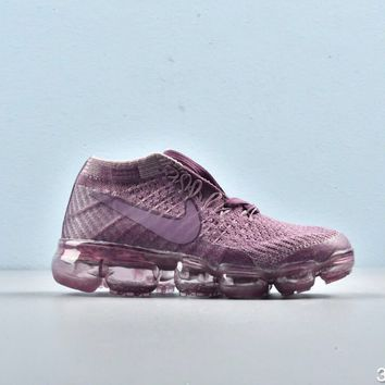 Nike Air VaporMax Purple Toddler Kid Running Shoes Child Sneakers - Best Deal Online