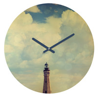 Chelsea Victoria Light Of Mine Round Clock