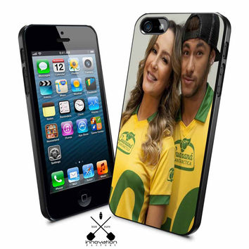 Neymar JR and girl Brazil iPhone 4s iphone 5 iphone 5s iphone 6 case, Samsung s3 samsung s4 samsung s5 note 3 note 4 case, iPod 4 5 Case