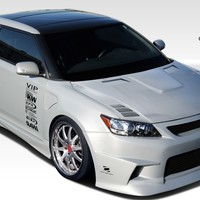 2011-2013 Scion tC Duraflex GT Concept Body Kit - 10 Piece