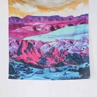 Magical Thinking Pink Rock Tapestry- Pink One