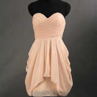 2013 Short Cheap Sexy Chiffon Prom Dresses from 2013 New Dresses