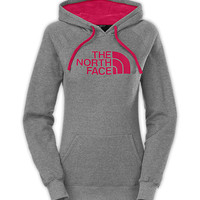 WOMEN'S HALF DOME HOODIE - NEW FIT   United States
