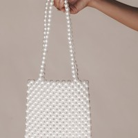 Mermaids Are Real Pearl Purse