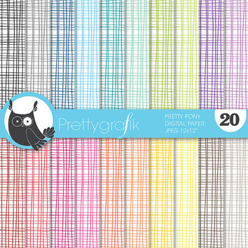 string cross hatch digital paper, commercial use, scrapbook papers, background - PS630