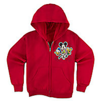 Mickey Mouse and Friends Hoodie for Boys