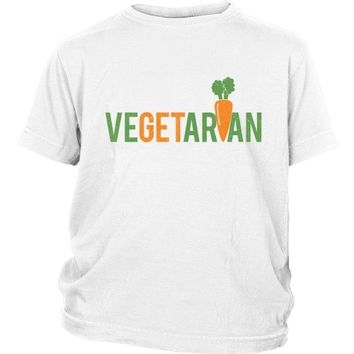 Vegetarian - Kids Shirt
