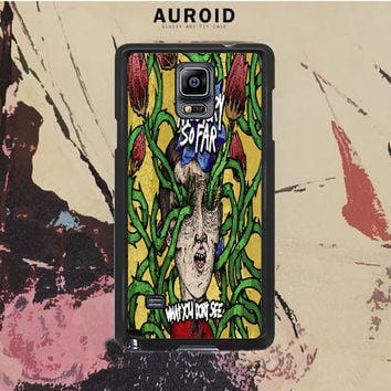 The Story So Far Samsung Galaxy Note 3 Case Auroid