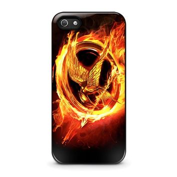 THE HUNGER GAMES iPhone 5 / 5S / SE Case Cover