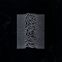 Joy Division - Unknown Pleasures LP