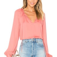 L'Academie The Cuffed Boho in English Rose   REVOLVE