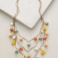 Rosebud Layer Necklace by Anthropologie